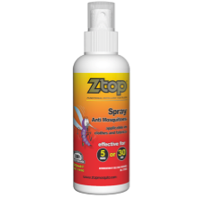Ztop Spray Anti-Piolhos Para Tecidos 200 ml