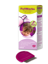 FullMarks Spray Anti-piolhos e Anti-lêndeas