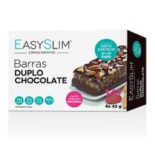 Easyslim Barras Duplo Chocolate