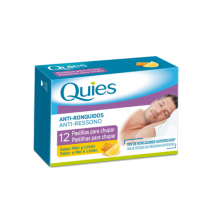 Quies Anti-Ressono Pastilhas