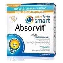 Absorvit Smart Extra Forte 30 Ampolas