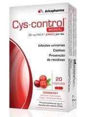 Cys-Control Medical Cápsulas