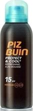 Piz Buin Protect & Cool Mousse