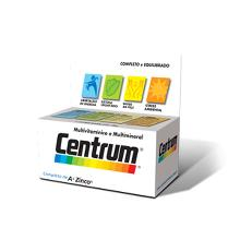 Centrum Luteína Multivitamínico e Multimineral
