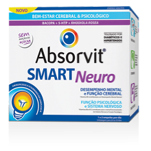 Absorvit Smart Neuro Ampolas